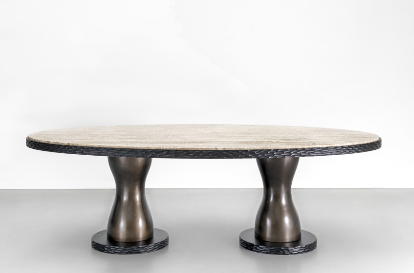 Abara Oval Table