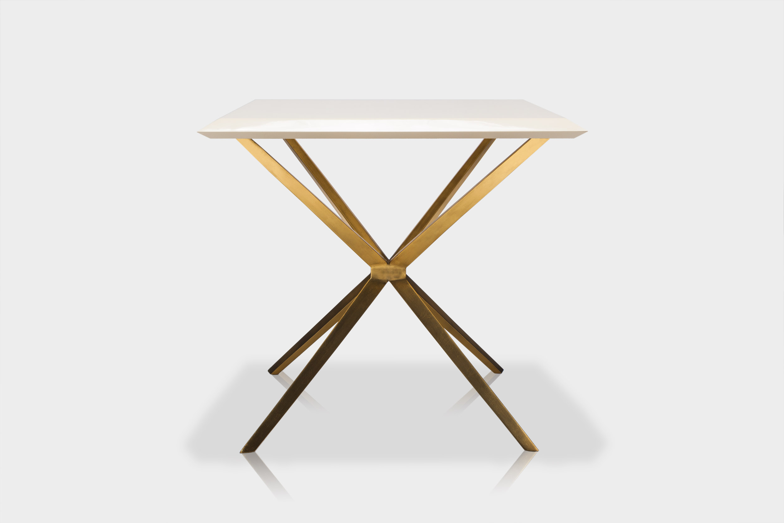 Koax Iron Side Table